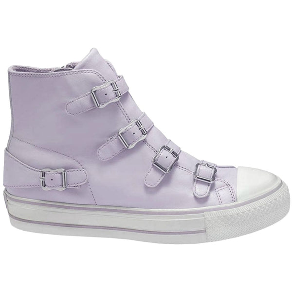Ash Virgin Leather Womens Trainers#color_lavender