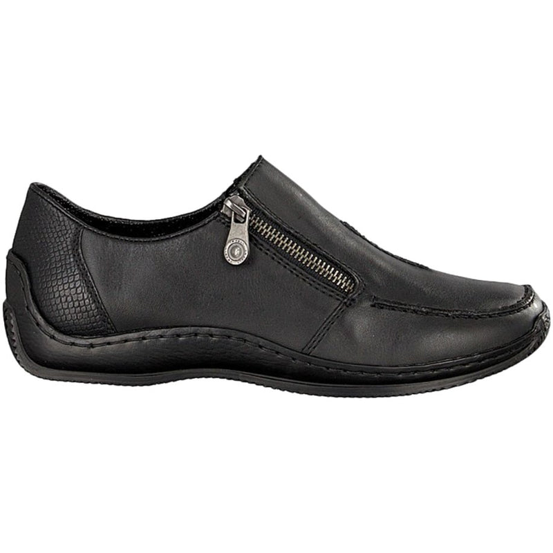 Rieker Celia L1780 Leather Womens Shoes