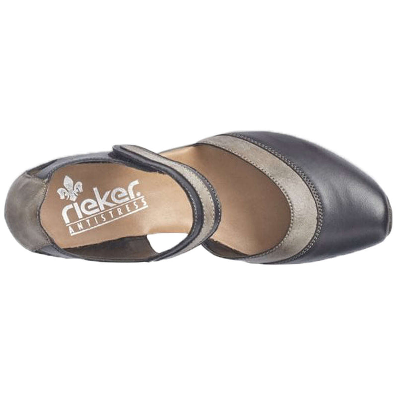 Rieker Mirjam 49780 Leather Womens Shoes
