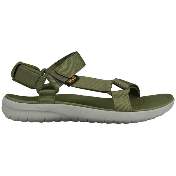 Teva Sanborn Universal Textile Mens Sandals#color_burnt olive