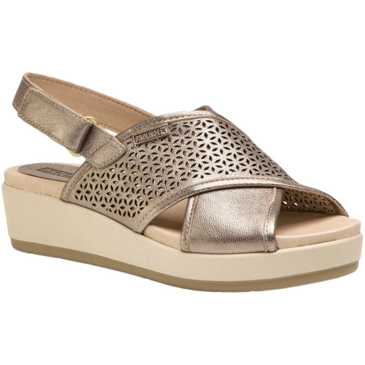 Pikolinos Mykonos W1G-1734CL Leather Womens Sandals