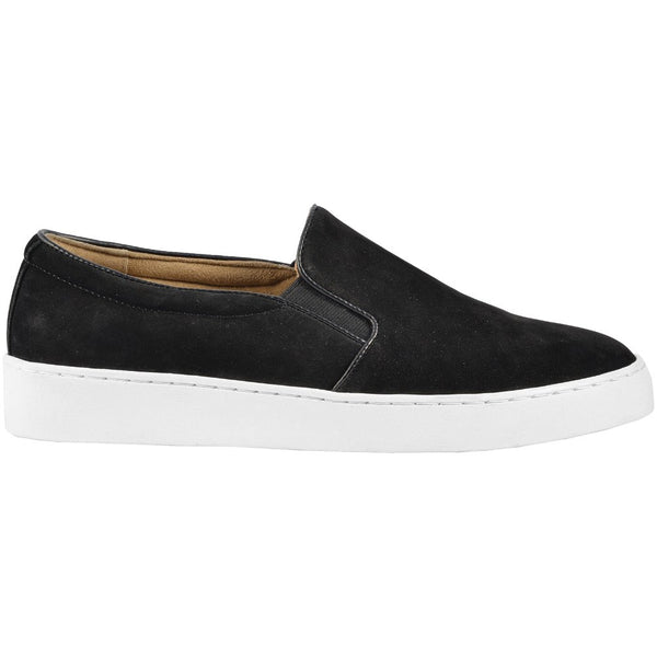 Vionic Splendid Midi Nubuck Womens Shoes#color_black