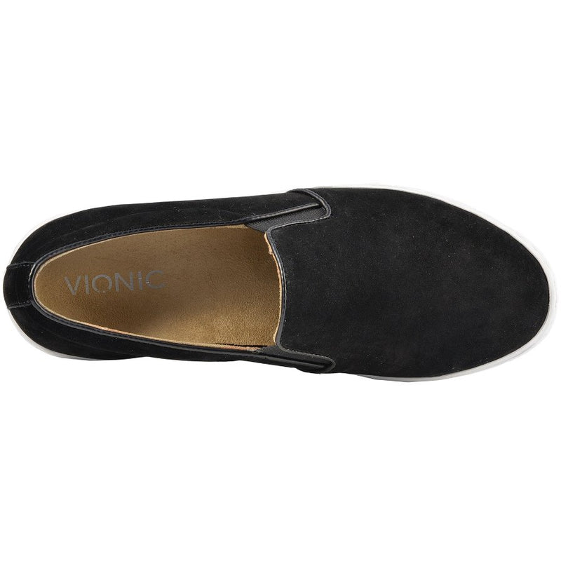 Vionic Splendid Midi Nubuck Womens Shoes