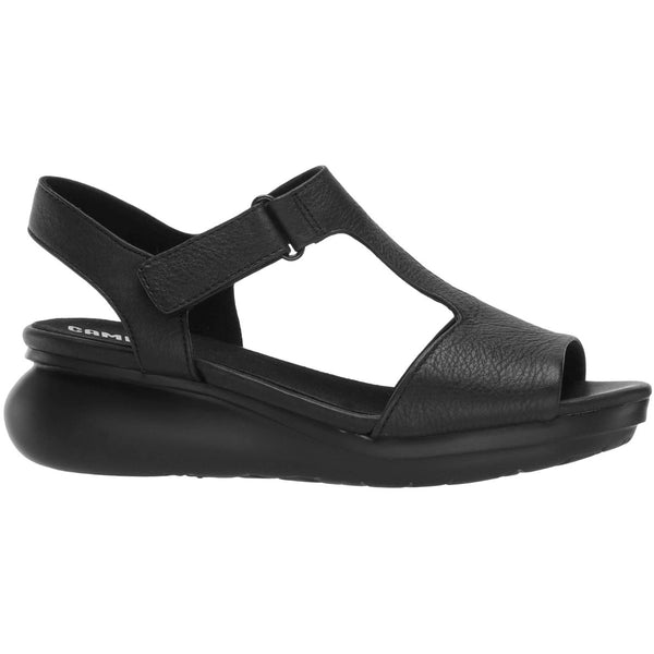 Camper Balloon K200612 Leather Womens Sandals#color_black
