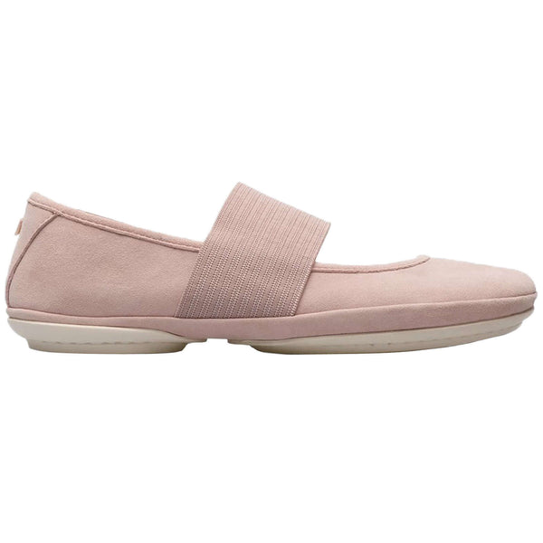 Camper Right Nina 21595 Nubuck Womens Shoes#color_pink