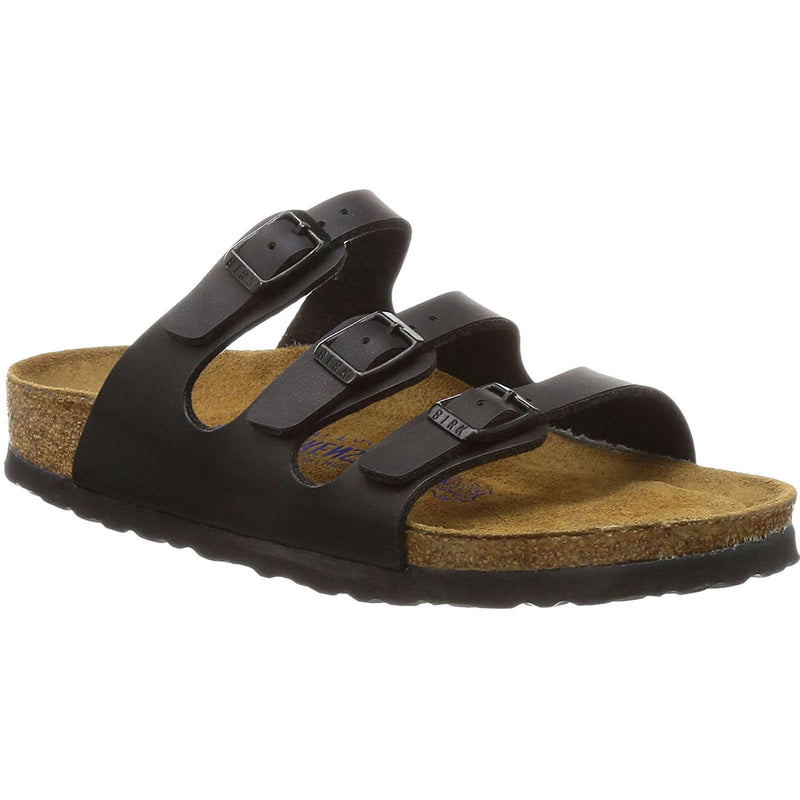 Birkenstock Florida Soft Footbed Birko-Flor Unisex Sandals
