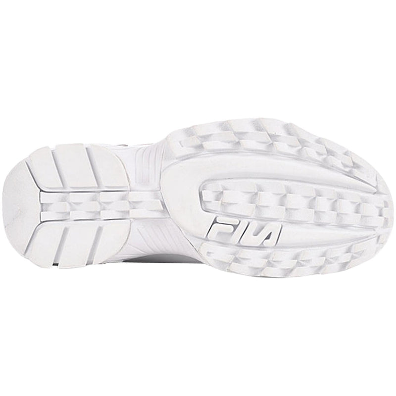Fila Hometown Synthetic Leather Womens Trainers