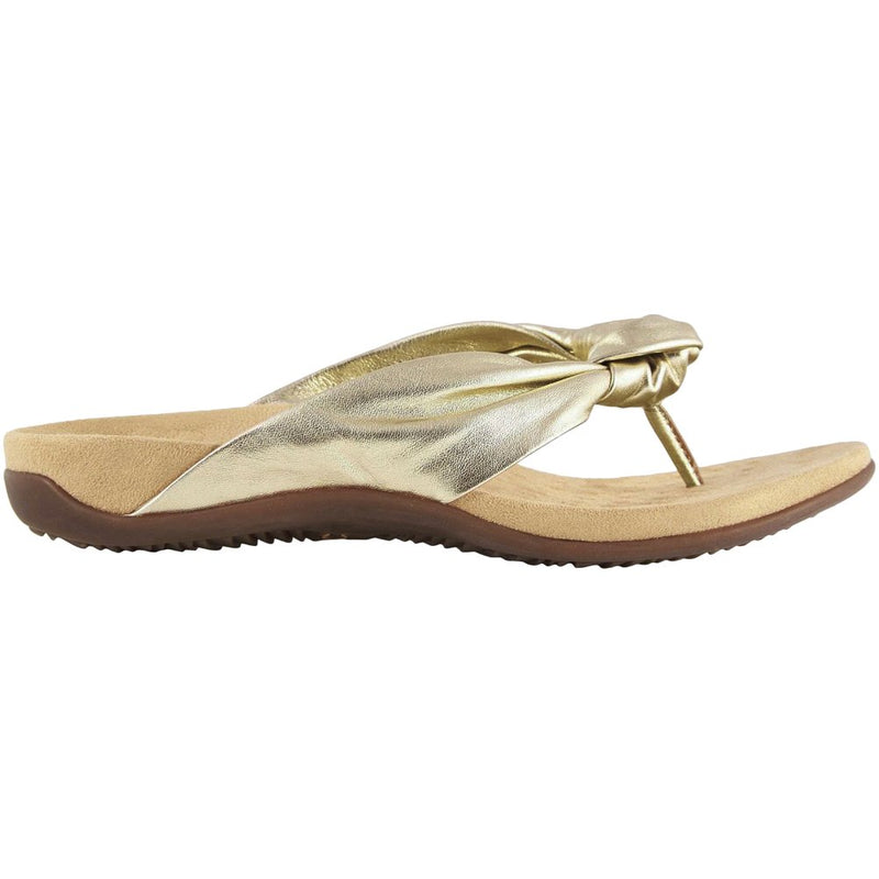 Vionic Rest Pippa  Leather Womens Sandals