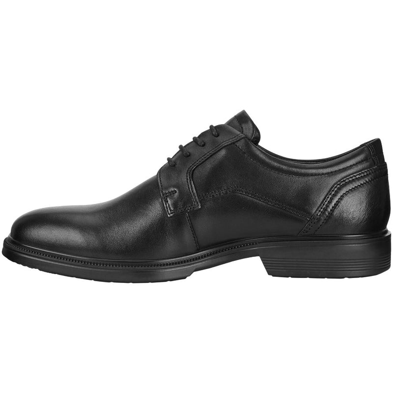 Ecco Lisbon 622104 Leather Mens Shoes