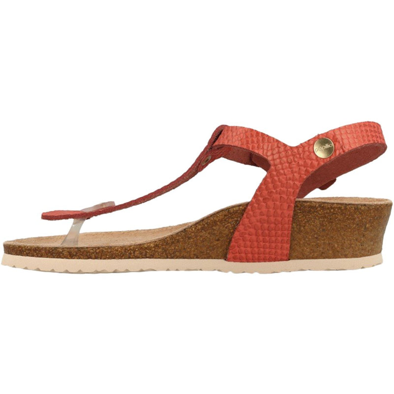 Papillio Ashley Mermaid Leather Womens Sandals
