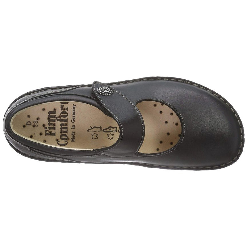 Finn Comfort Laval Leather Womens Shoes
