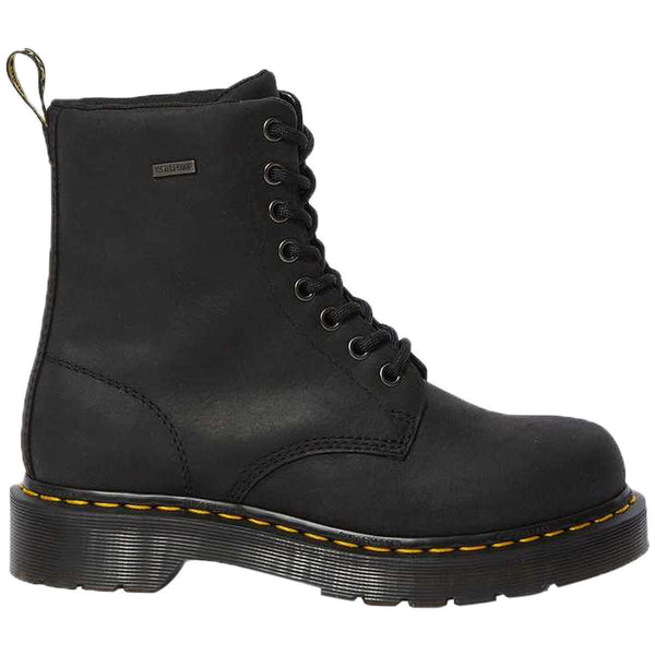 Dr.Martens 1460 Waterproof Republic WP Womens Boots#color_black