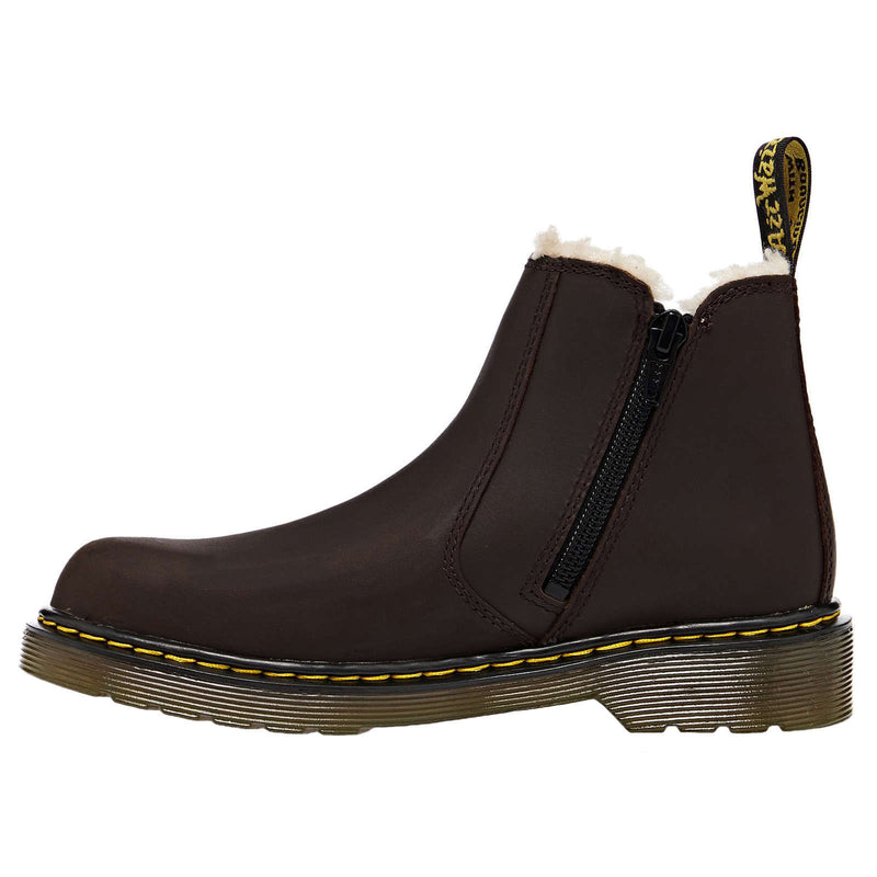 Dr. Martens 2976 Leonore Y Republic WP Leather Youth Boots