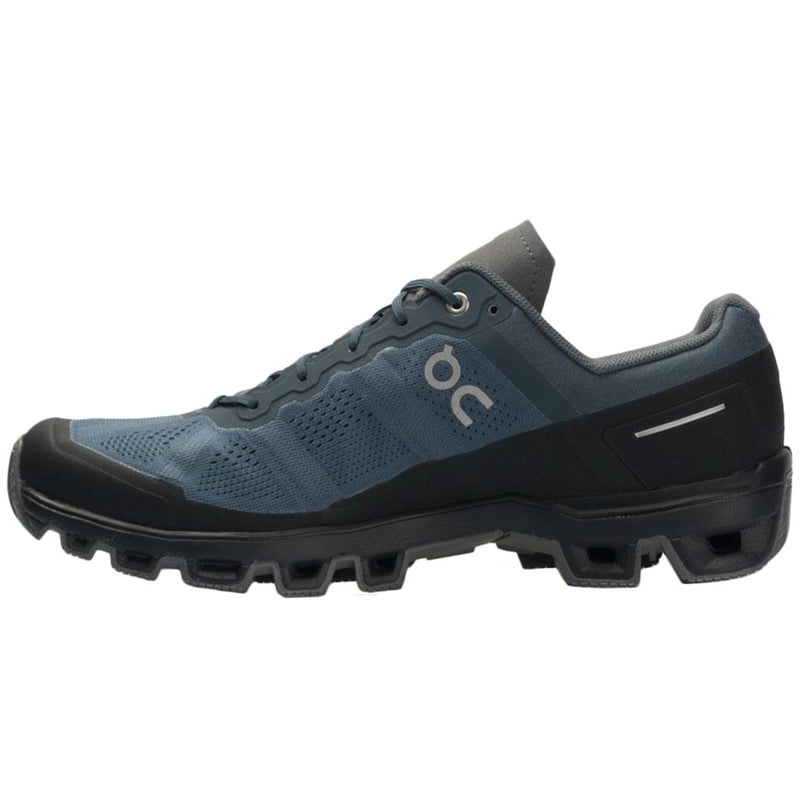 On Running Cloudventure Textile Synthetic Mens Trainers