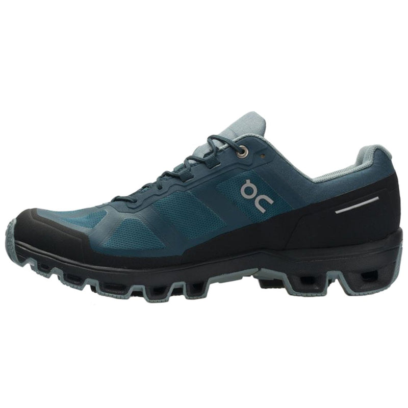 On Running Cloudventure Waterproof Textile Synthetic Mens Trainers