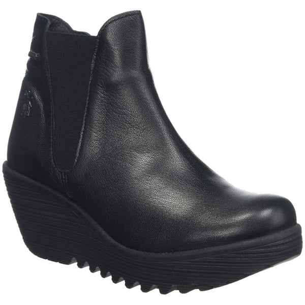Fly London YAZO528FLY Mousse Leather Womens Boots#color_black