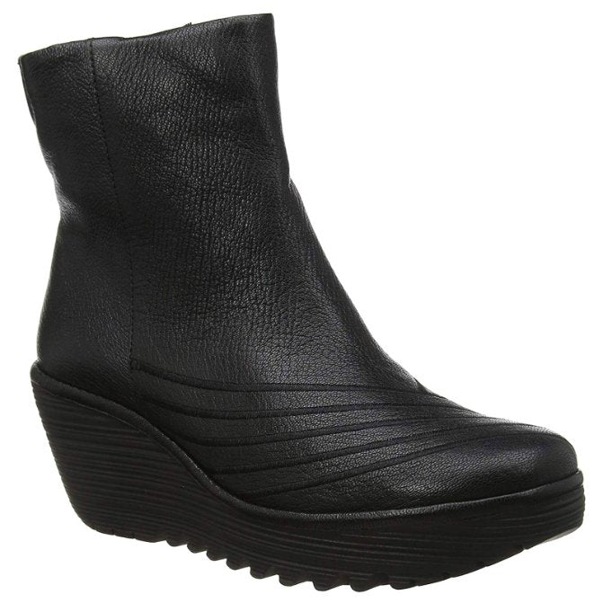 Fly London YENI062FLY Mousse Leather Womens Boots