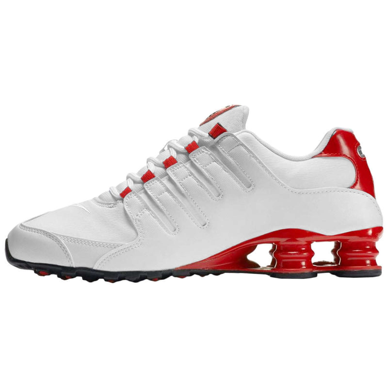Nike Shox NZ Leather Synthetic Mens Trainers