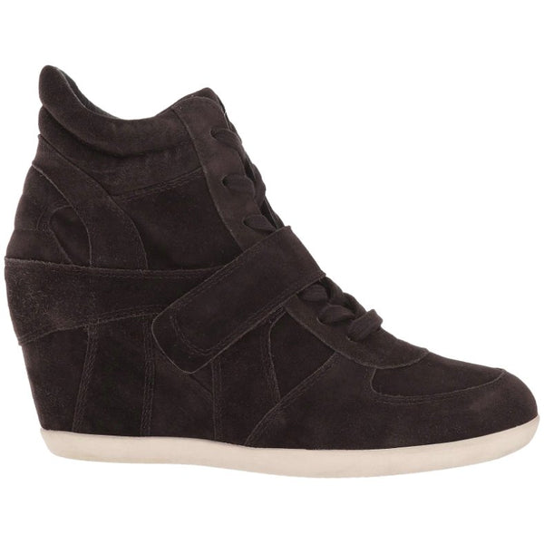 Ash Bowie Suede Womens Trainers#color_africa