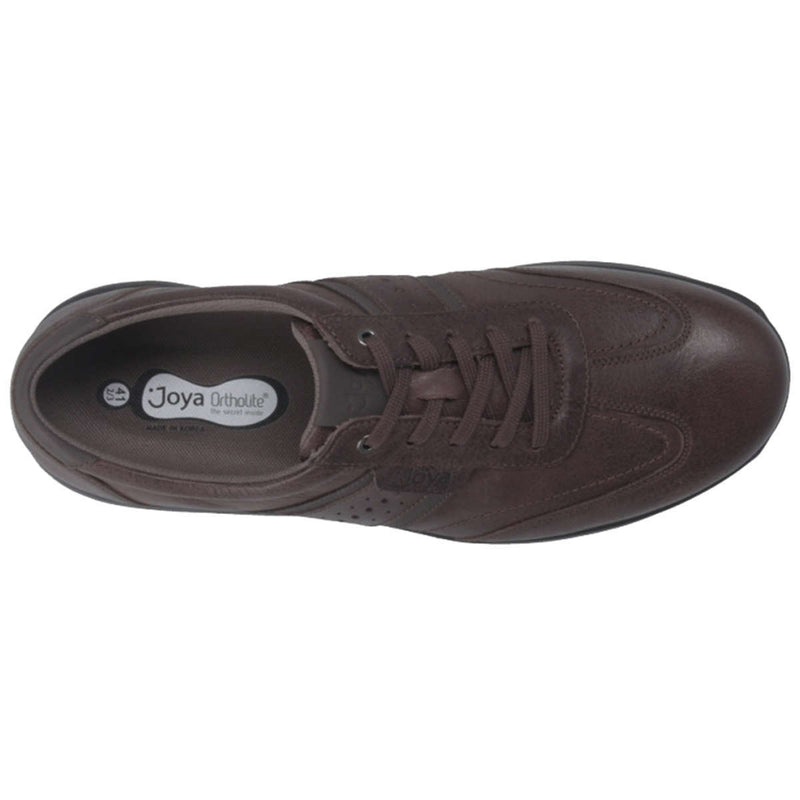 Joya David Leather Mens Trainers