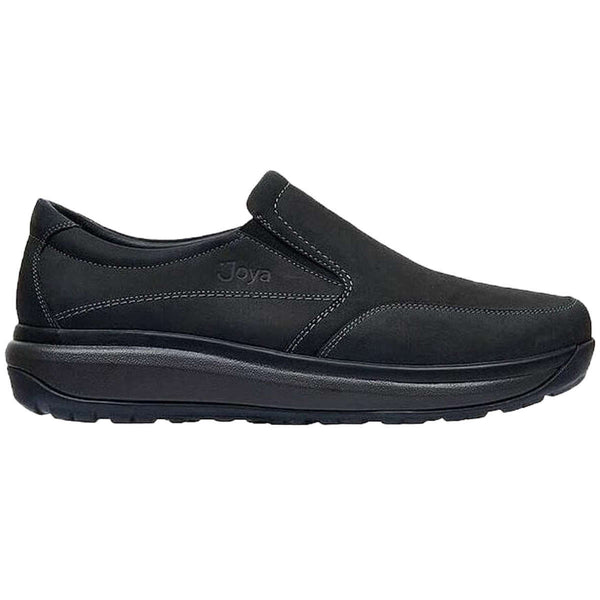 Joya Traveler II Nubuck Mens Shoes#color_black