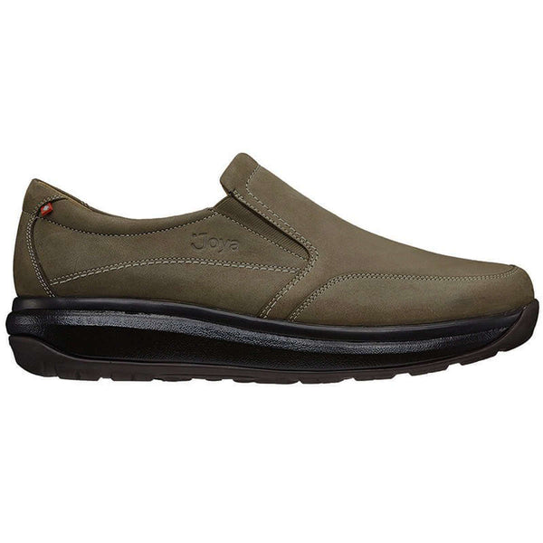 Joya Traveler II Nubuck Mens Shoes#color_light brown