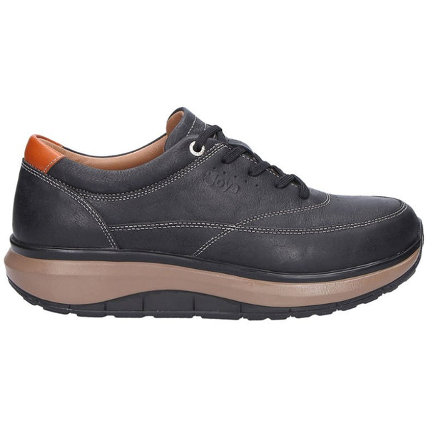 Joya Venice Leather Womens Shoes#color_black