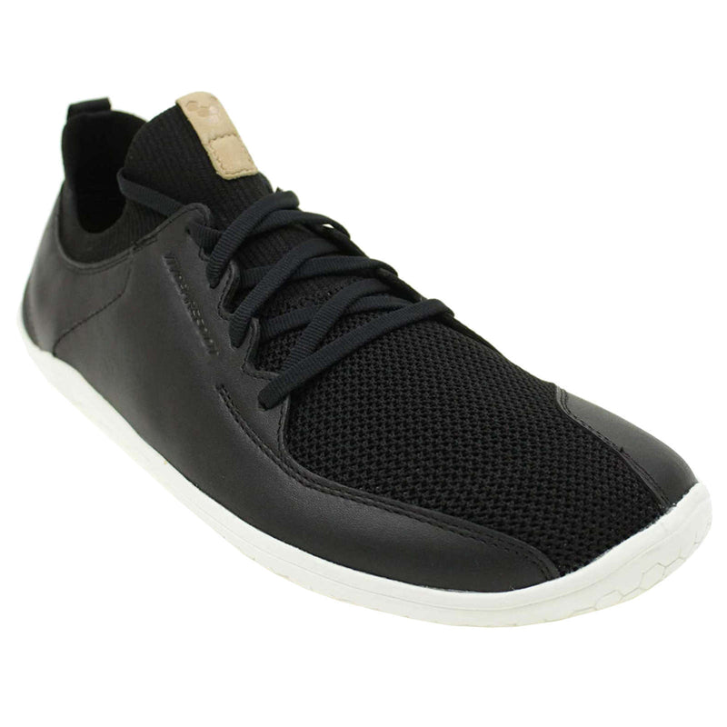 Vivobarefoot Primus Knit Leather Textile Womens Trainers