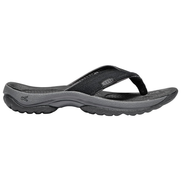 Keen Kona Flip 1019293 Textile Womens Sandals#color_black