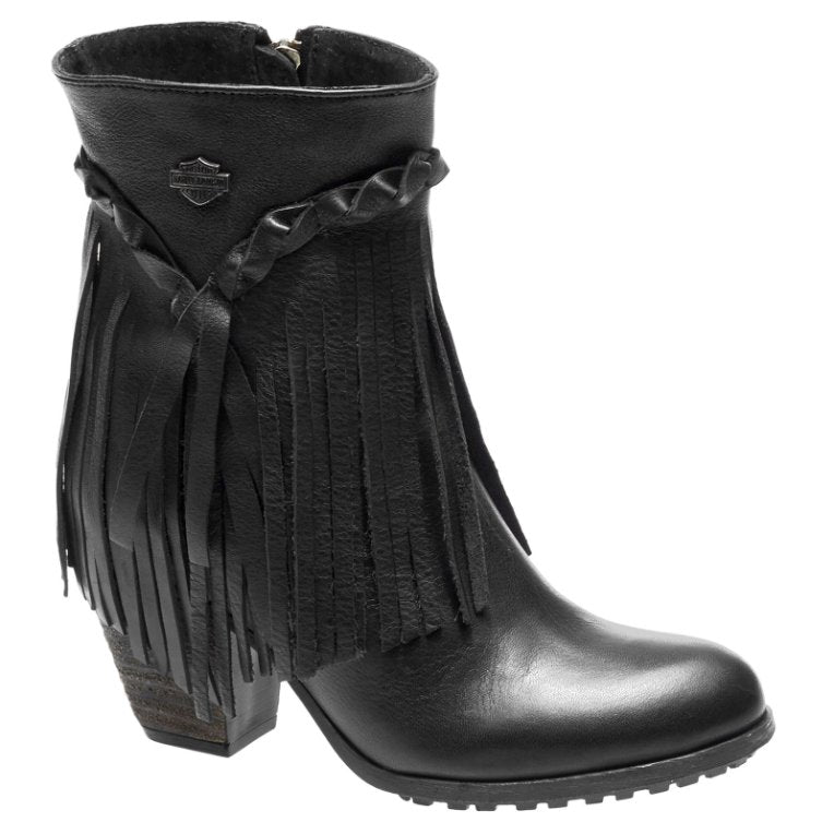 Harley Davidson Retta Leather Womens Boots
