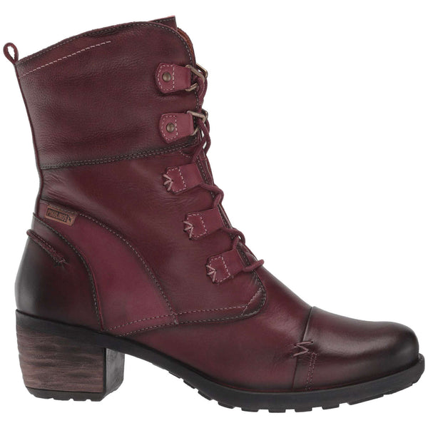 Pikolinos Le Mans 838-8990 Leather Womens Boots#color_arcilla