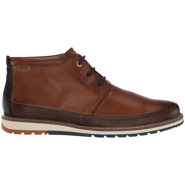 Pikolinos Berna M8J-8159 Leather Mens Boots#color_cuero