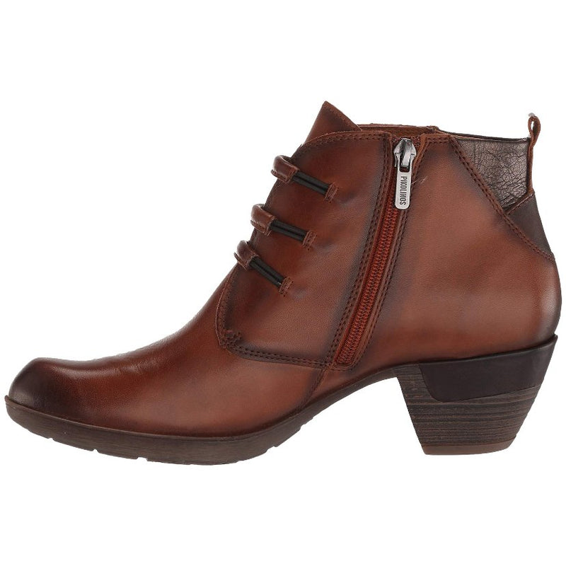 Pikolinos Rotterdam 902-8746 Leather Womens Boots