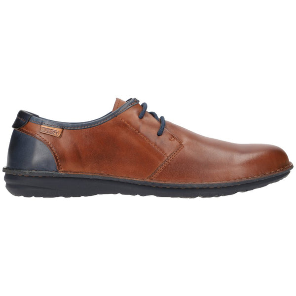 Pikolinos Santiago M8M-4298C1 Leather Mens Shoes#color_cuero