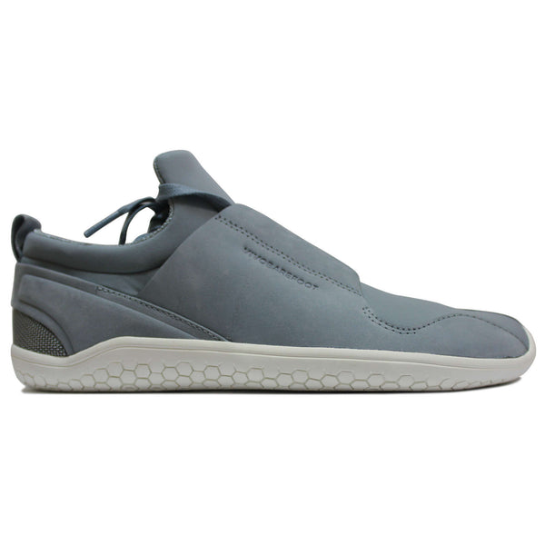 Vivobarefoot Kanna Ghillie Leather Womens Trainers#color_light blue