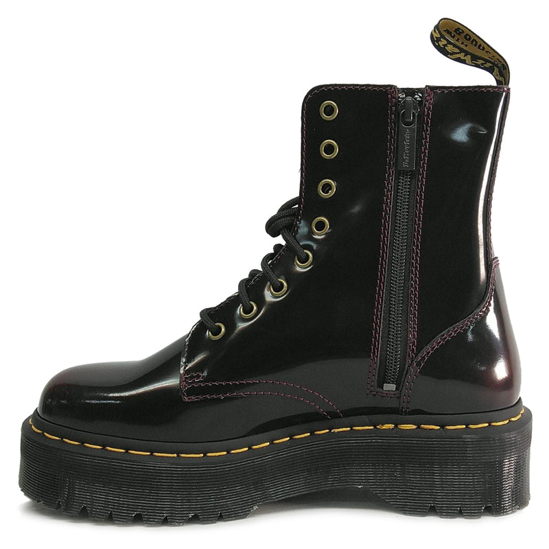 Dr.Martens Jadon Arcadia Leather Womens Boots