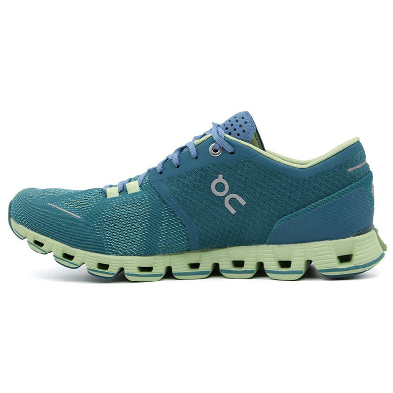 On Running Cloud X Textile Synthetic Womens Trainers