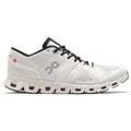 On Running Cloud X Textile Synthetic Womens Trainers#color_white black