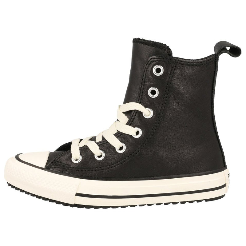 Converse Ctas Boot X-Hi Leather Youth Trainers