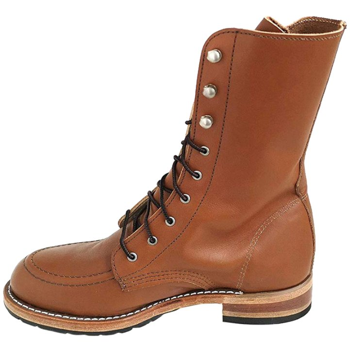 Red Wing Garcie Leather Womens Boots