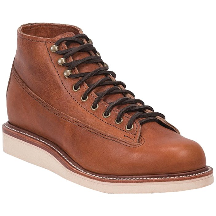 Chippewa 1958 5'' Original Lace to Toe Leather Mens Boots