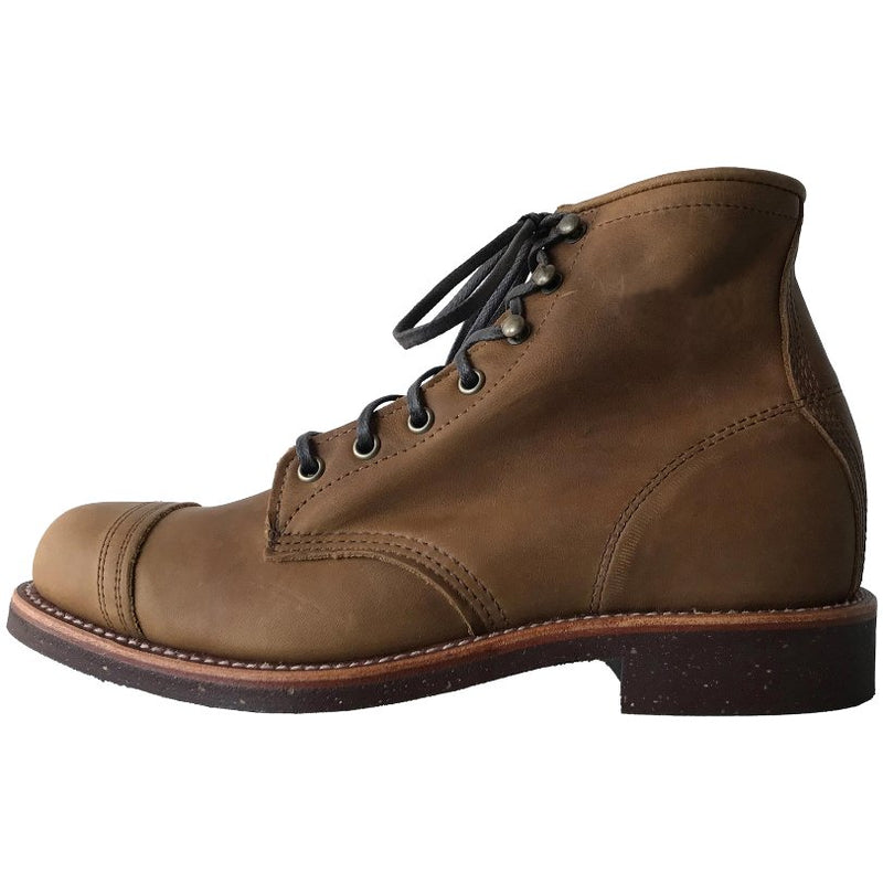 Chippewa 6'' Tan Renegade Homestead Leather Mens Boots