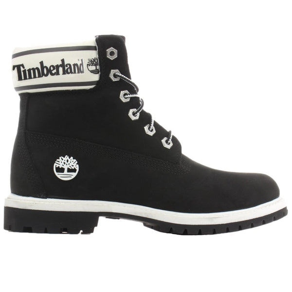Timberland 6'' Premium Waterproof Nubuck Womens Boots#color_black