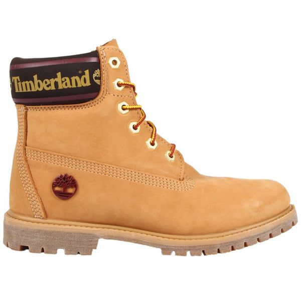Timberland 6'' Premium Waterproof Nubuck Womens Boots#color_wheat