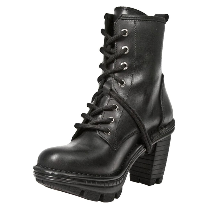 New Rock Neotrail M-NEOTR008-S1 Leather Womens Boots