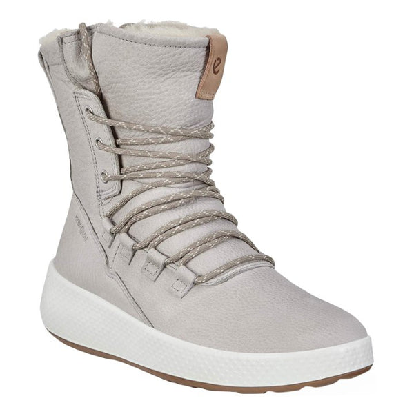 Ecco Ukiuk Leather Womens Boots#color_wild dove