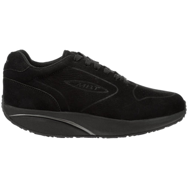Mbt MBT-1997 Nubuck Mens Trainers#color_black