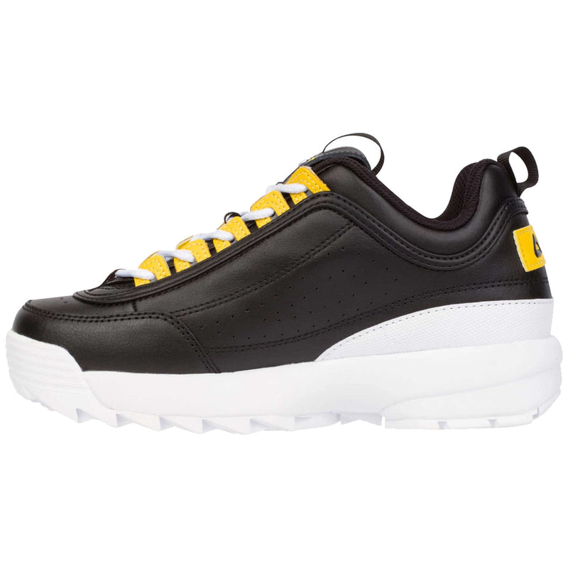 Fila Disruptor II Leather Synthetic Youth Trainers