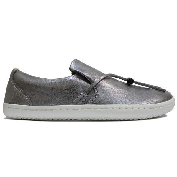 Vivobarefoot Ra Slip On Synthetic Womens Trainers#color_graphite
