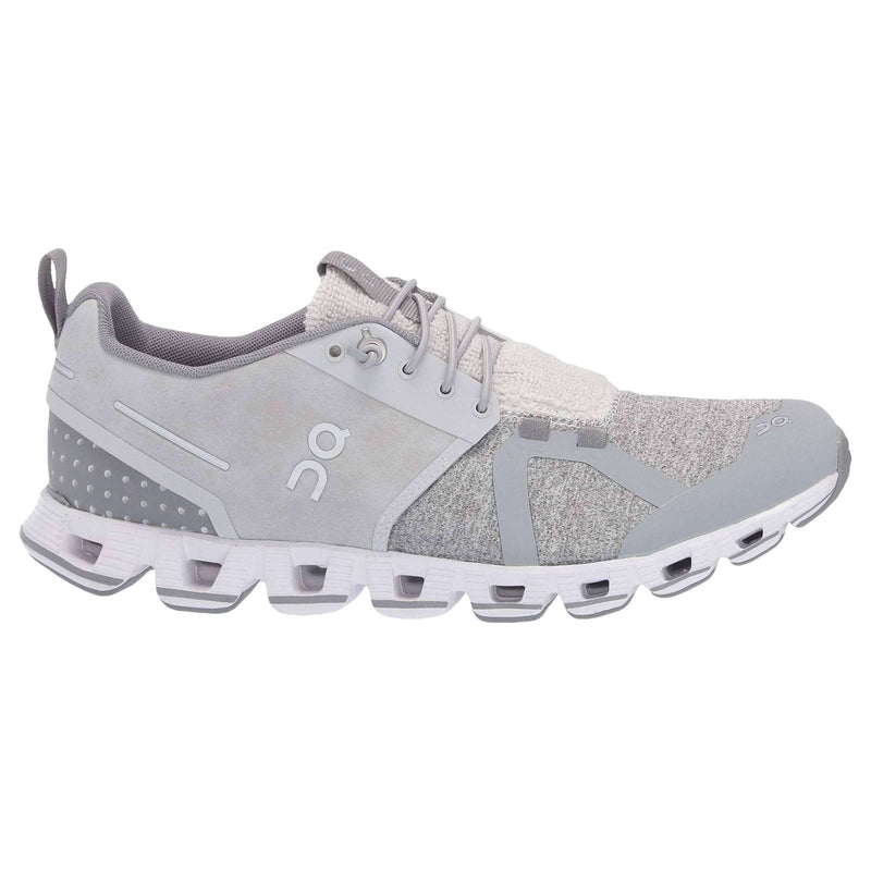 On Running Cloud Terry Textile Synthetic Mens Trainers